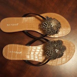 Baboo thong sandals